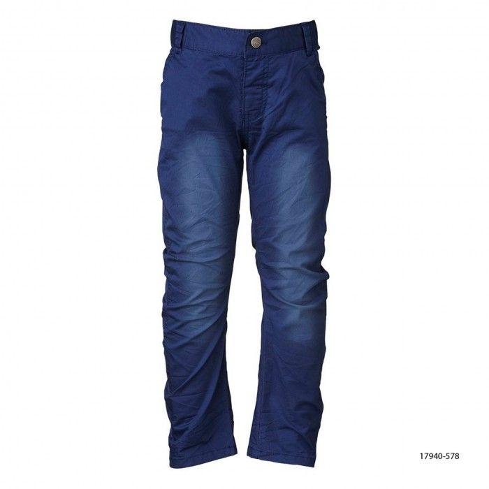 Blue Cotton Pants Pax