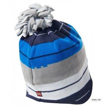 Blue Fleece Hat Aldo