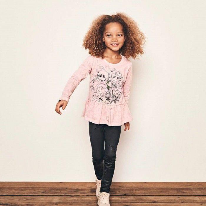 Pink Cotton Sweatshirt Tallys