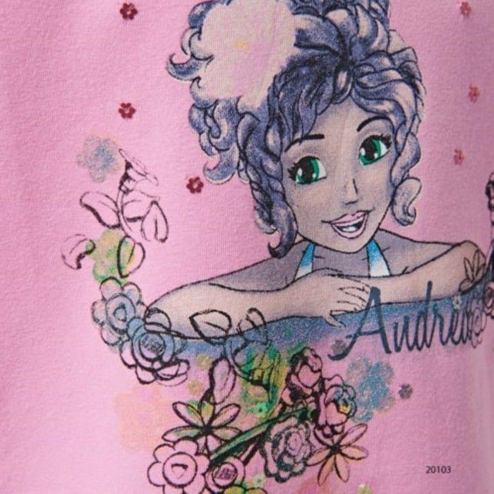 T-Shirt Menina Tillie