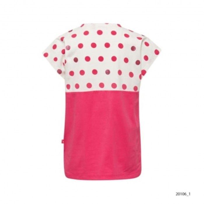 T-Shirt Menina Rosa Tanya