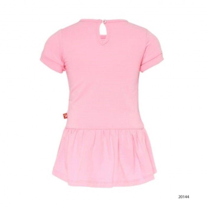 Baby Girl Pink Cotton Dress