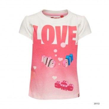 T-Shirt Menina Thea