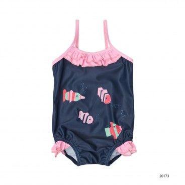 Blue Afia  Swimsuit