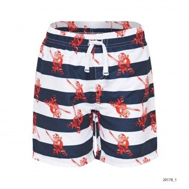 Ping Navy Swim Shorts