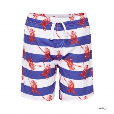 Ping Blue Swim Shorts