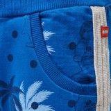Ping Blue Floral Sweatshorts