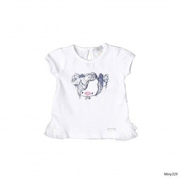 T-Shirt Girl Mous