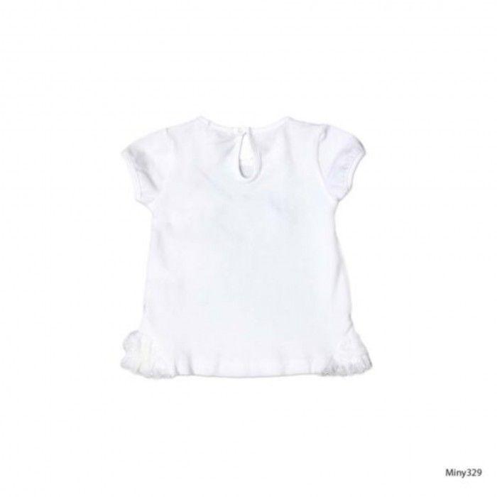 T-Shirt Mini Menina