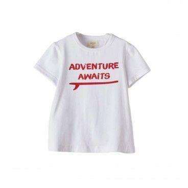 T-Shirt Branca Nanos