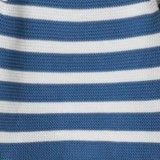 Nanos White & Blue Sweater
