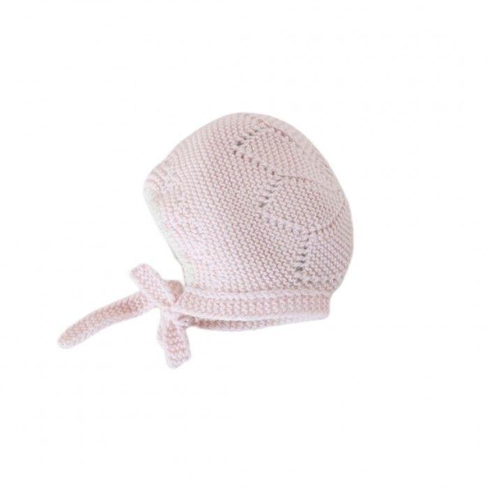 Pink Nanos Bonnet