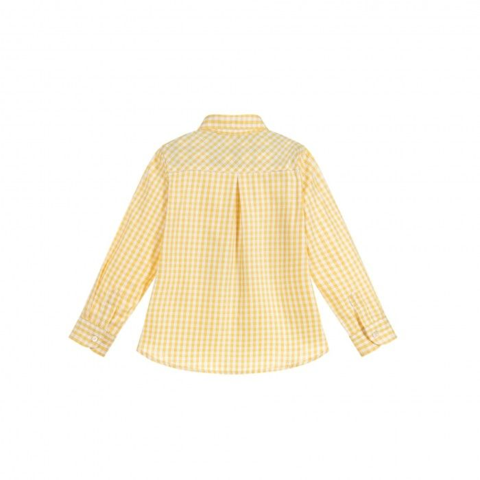 Camisa Nanos Amarela