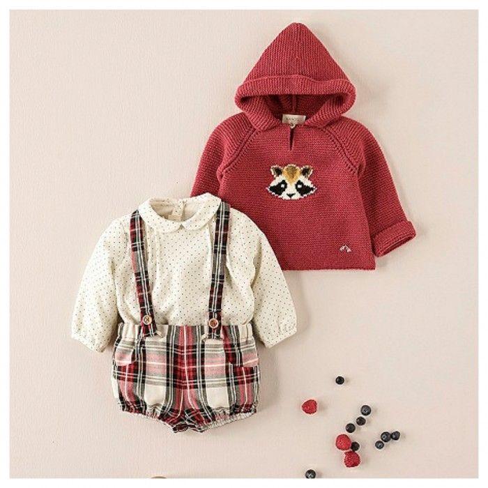 Camisa Algodão Bebé