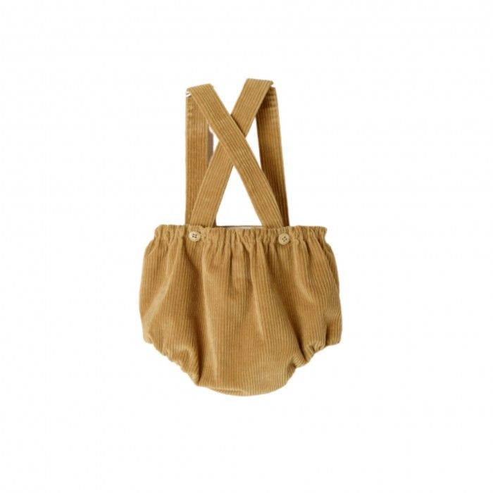 Boys Camel Cotton Bloomers