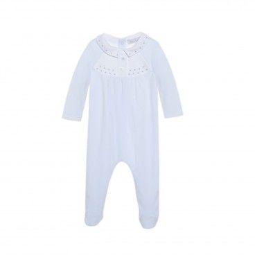 Babygrow Azul Veludo