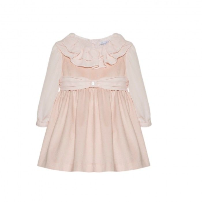 Patachou Girls Pink Tulle Dress