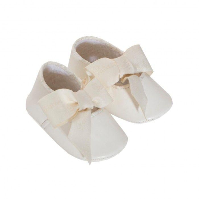 Sapato Bebé Branco Patachou
