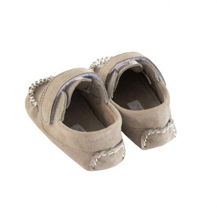 Sapato Cinza Menino Patachou