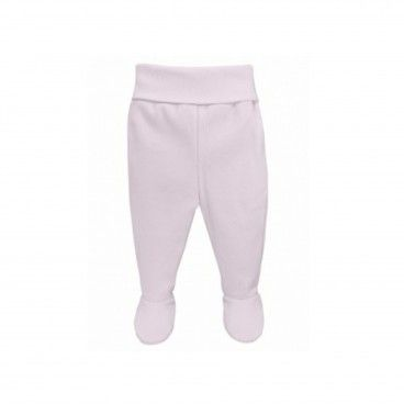2 Pieces Pack Newborn Pink Cotton Leggings