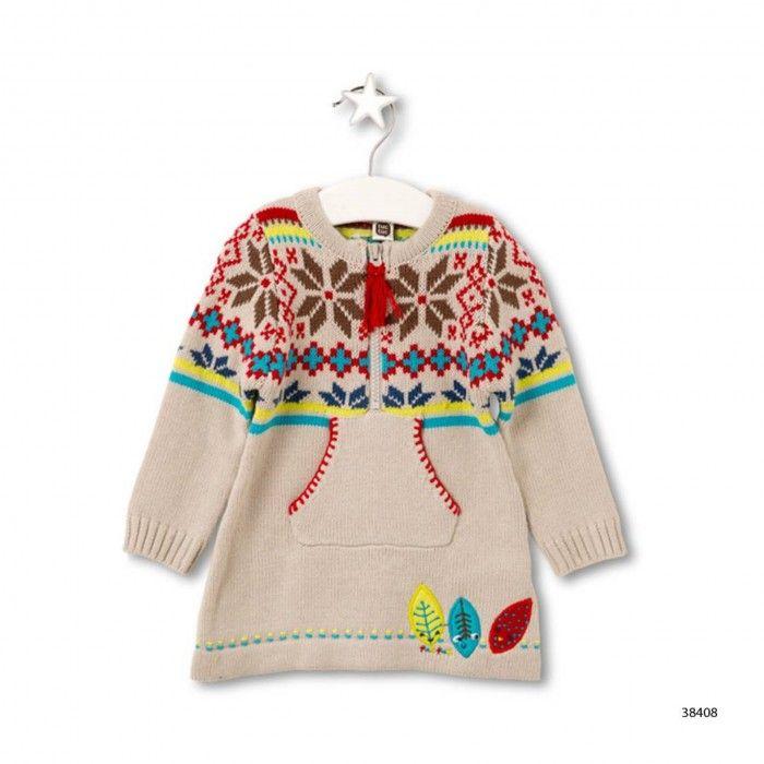 Pachamama Knitted Dress & Leggings Set
