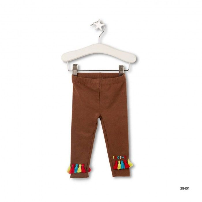 Conjunto Vestido Tricot & Leggings Pachamama