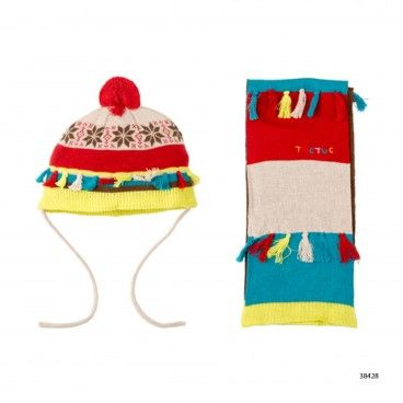 Pachamama Knitted Set