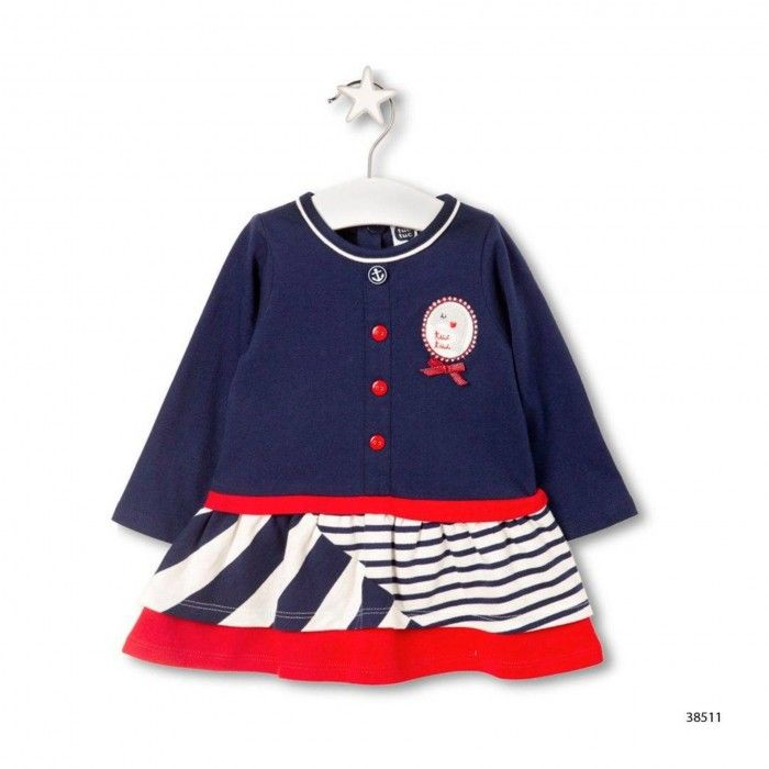 Girls Cotton Dress Save The Whales
