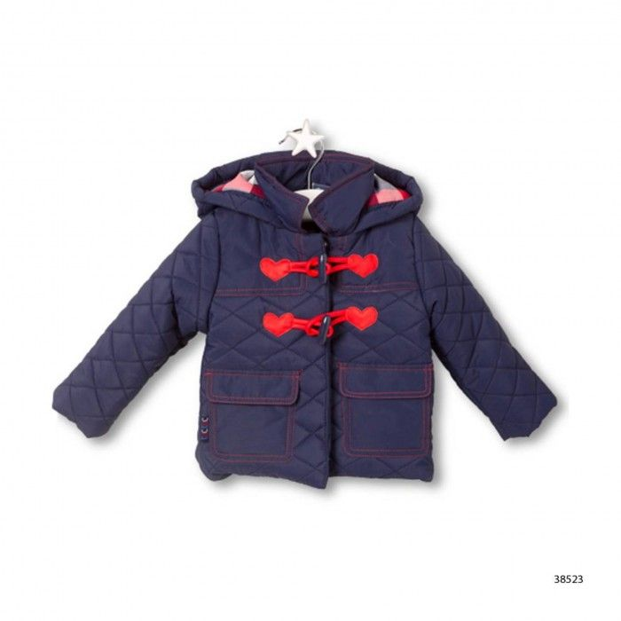 Save The Whales Girl Parka