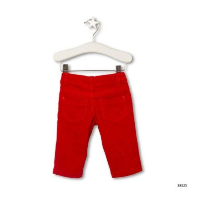 Calça Vermelha Bombazine tuctuc