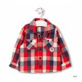 Save The Whales Flannel Shirt