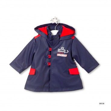 Save The Whales  Raincoat