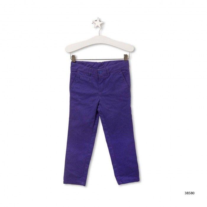 Urban Elastic Twill Trousers