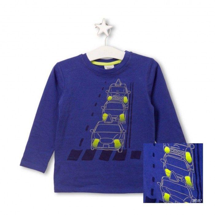Sweatshirt Menino Urban