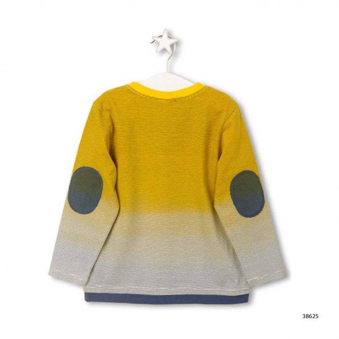Sweatshirt com Aplicação Cotovelo Ufo Downtown