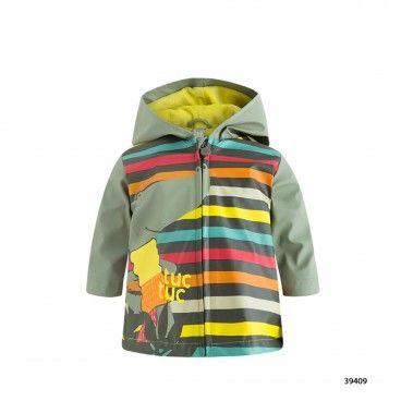 Baby Boys Wildness Raincoat