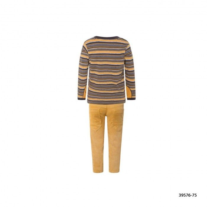 Conjunto T-Shirt  &  Calça Bombazina