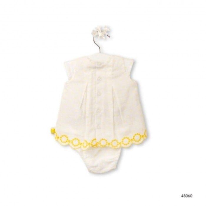 Vestido Poplin Picpic