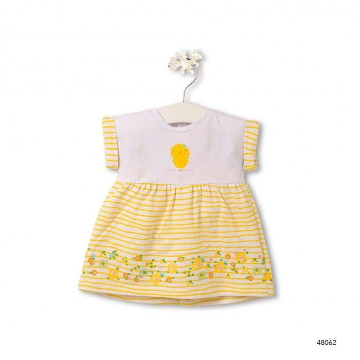 Baby Cotton Dress Picpic