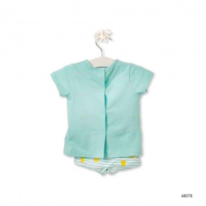 Conjunto Boxer & T-Shirt Licra Picpic