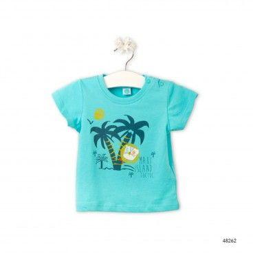 Turquoise T-Shirt  Maui Island