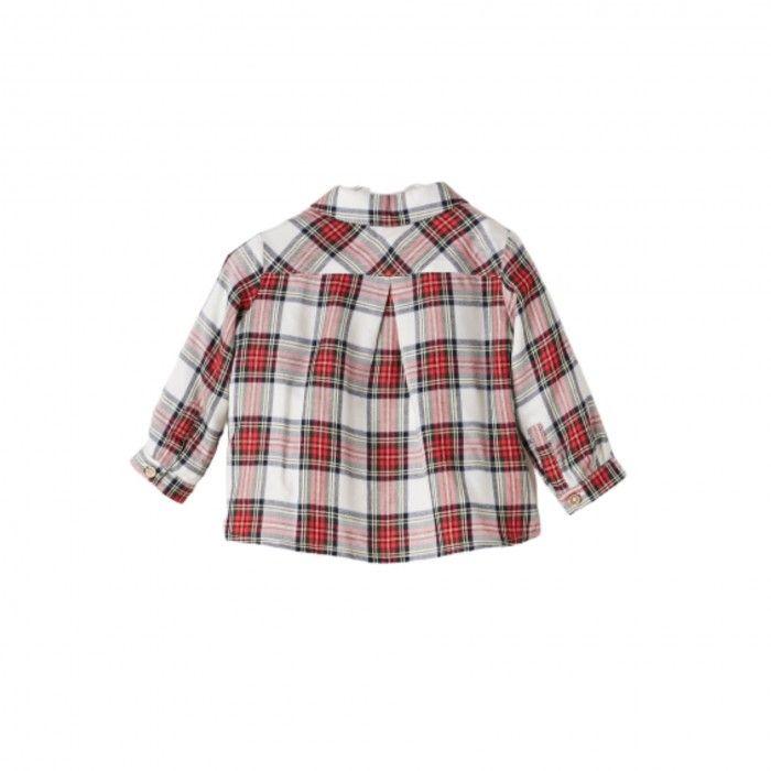 Camisa Xadrez Nanos