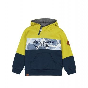 Boys Fleece Hooded Sweatshirt