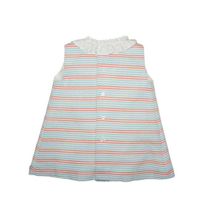 Turquoise Baby Dress