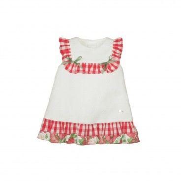 Baby Cotton Dress Laredo