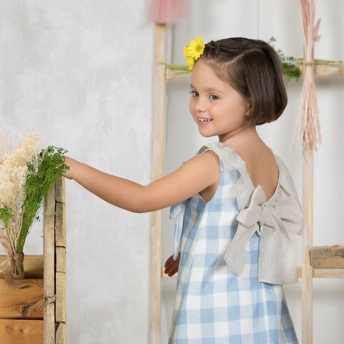 Vestido Menina Pedralbes