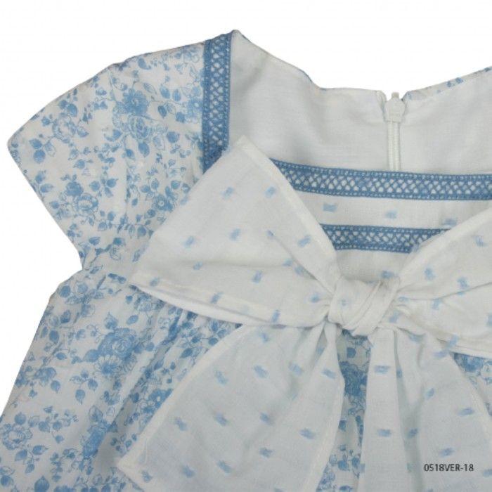 Girl Dress Zarzuela