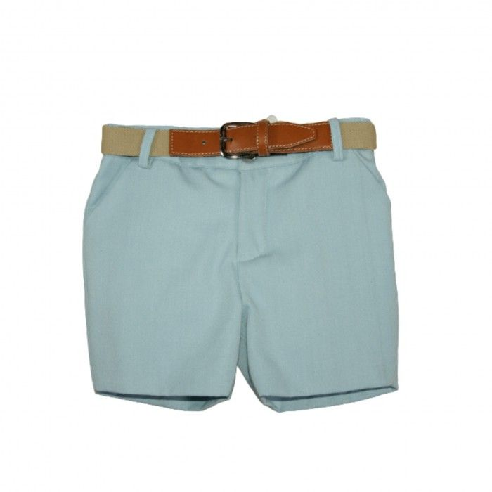 Boy 2 Piece Set - Shirt and Shorts