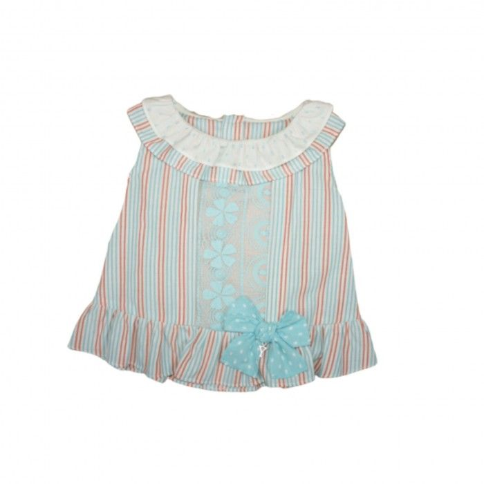 Girl 2 Piece Set - Shirt and Shorts