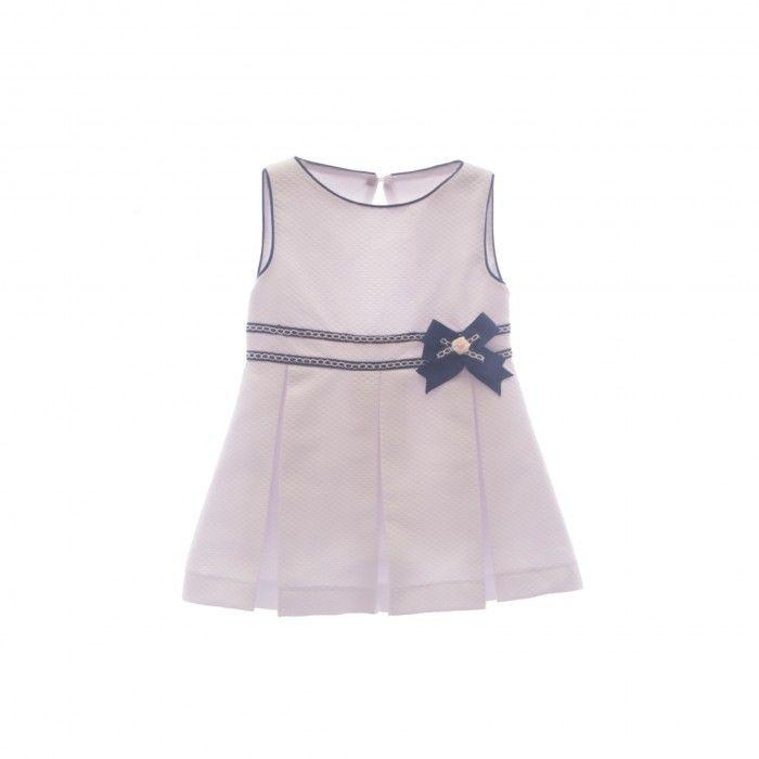 Vestido Poplin Menina